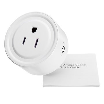 Amazon com : Mini Smart WiFi Wireless Socket US Plug Remote Control