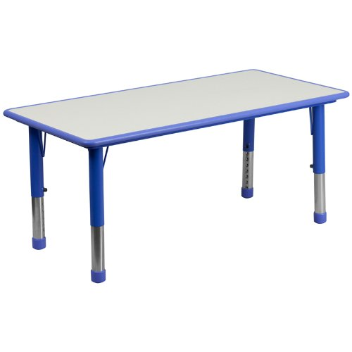 Adjustable Height Table For Kids - 1