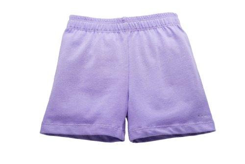 Sparkle Farms Girls Under Dress, Skirt, Uniform Short for Playground Modesty, Lilac, Size 11/12