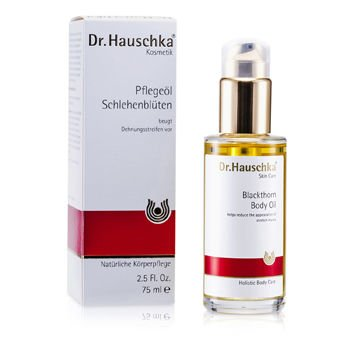 Fortifying Oil (Dr. Hauschka Blackthorn Toning Body Oil, 2.5-Ounce)