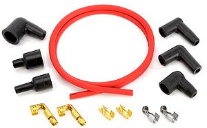 JEGS Performance Products 40202 8mm Coil (8 Mm Spark Plug Wires)