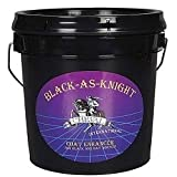Black-Ask-Knight Horse Supplement to Enrich Coats on Blacks, Bays and Other Dark Horses. The Original and The Best. 23 LBS
