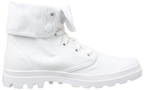 154 White Mode 92353 Palladium Baskets Femme white pWqWYRn