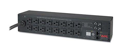 APC Rack PDU, Metered, 2U, 30A, 120V, [16] 5-20 ()