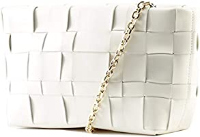 3.1 Phillip Lim Odita Leather Lattice Pouch
