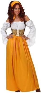 Atosa - Disfraz de gitana para mujer, talla 42-44 (97136): Amazon ...