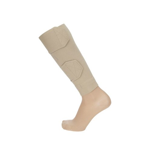 Circaid Juxta Lite Short Legging with Anklets, Large Full...