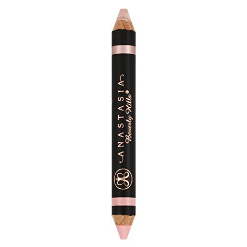 ANASTASIA Beverly Hills Highlighting Duo Pencil Matte Camille/Sand Shimmer 4.8 g / 0.17 Oz.