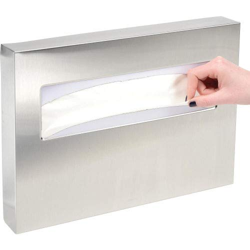 Bobrick ClassicSeries153; Surface Mounted Seat Cover Dispenser - B-221 (B-221)