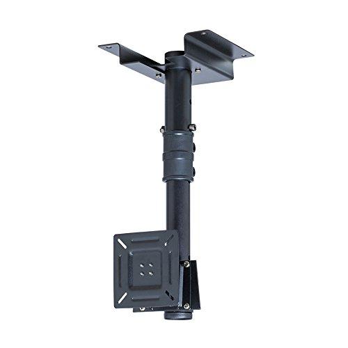 16インチ~22インチ用液晶テレビ天吊り金具/角度調整機能付き/OCR-35T(BK) (パイプC(760mm), ブラック) B01D1ERW8Y ブラック パイプC(760mm)