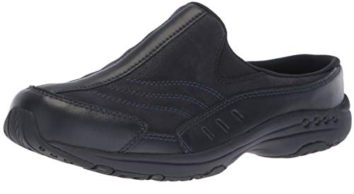 Easy Spirit Women's TRAVELTIME234 Mule, Navy, 7 W US