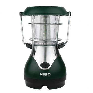 Nebo 5959 Eco Lantern 24 Super Bright LEDs Solar Power or Wind Up Energy, Outdoor Stuffs