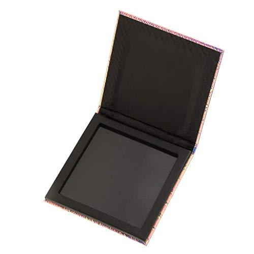 KODORIA Magnetic Makeup Palette Empty Makeup Palette for Eyeshadow Lipstick Blush Powder - Small