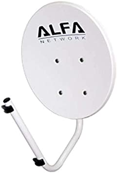Alfa Antena PARABOLICA Exterior Networks Dish-N: Amazon.es ...