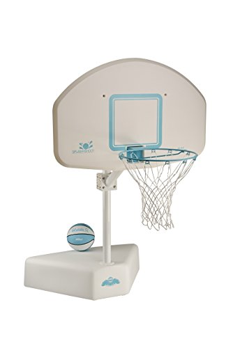 Dunnrite Splash and Shoot Swimming Pool Basketball Hoop with Stainless