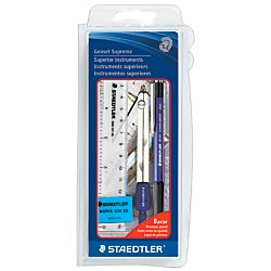 - Staedtler(R) Mars(R) Geometry 8-Piece Set