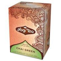 Yogi Tea - Thé vert Slim vie, 16 sacs