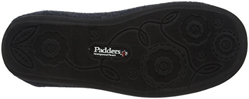 Chaussons Padders Riva Navy Femme 24 Bleu aaYqA5