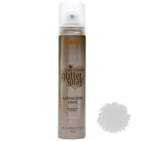 Fudge Paintbox Glitter Spray Gold