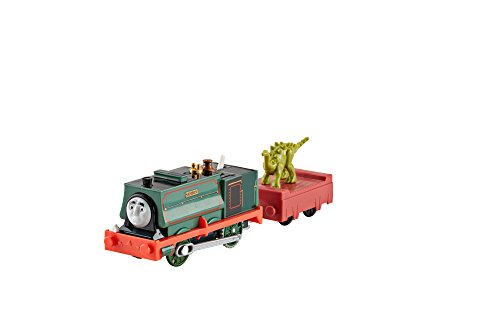 Fisher-Price Thomas & Friends TrackMaster Samson Motorized Train Engine (Thomas Train Characters)