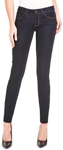 Guess Womens Power Skinny Legging Fit Low-Rise Skinny Jeans
