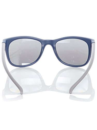 Red Bull SPECT Gafas de sol polarizadas Indy Matt Dark Azul-gris Temple-azul-Smo: Amazon.es: Ropa y accesorios
