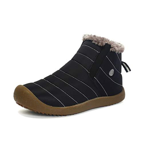 couleur Pour D'hiver Femmes Imperméables Chaussures Hoe Bottes En Et C rehaussant Antidérapant C Femme Neige De Course Taille 38 Chaud Velours Aider Dames Les pxFwtHqw