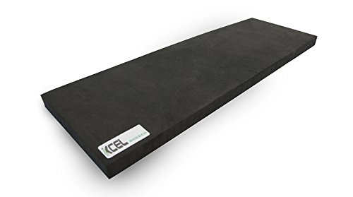 Xcel Yoga Knee Pad - Large Exercise Pad for Knee, Elbow and Wrist Comfort by Xcel
