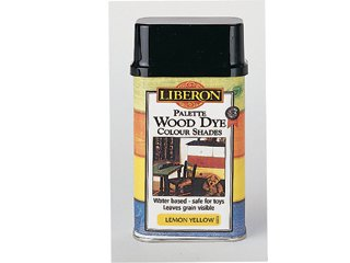 Liberon Water-Based Palette Wood Dye Yew 500ml