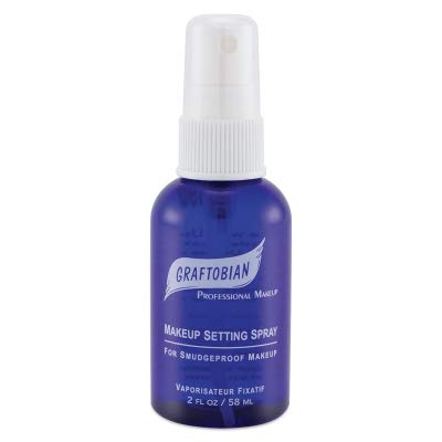 Graftobian Theatrical Makeup Setting Spray 2 oz]()