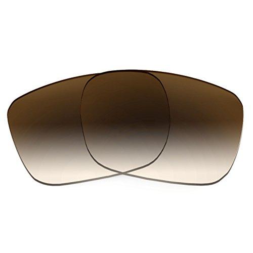 Verres de rechange pour Spy Optic Helm — Plusieurs options Brun Gradient - Non-Polarisés