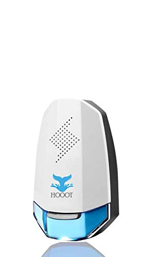 HOOOT Ultrasonic Pest Repeller 2 Pack Plug in Electronic Repellent- Reject Mice Roaches Bed Bug Spiders Mosquito Fleas Ant Fly Rat, Home Animal No Kill No Trap
