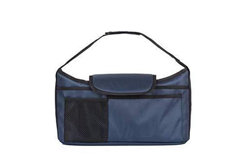 HPZ-PR America Premium Universal Pet Stroller Organizer with 2 Cup Holders, Expandable Mesh Pocket