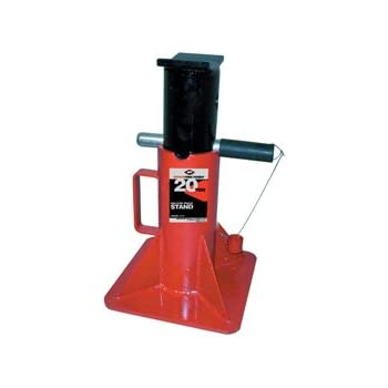 Amazon Com Omega 32225b Black Heavy Duty Jack Stand 22