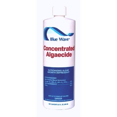Blue Wave Concentrated Algaecide - Blue Wave NY105-4 Concentrated Algaecide (Pack of 4)