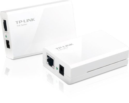 TP-LINK Power over Ethernet Adapter Kit (TL-POE200)
