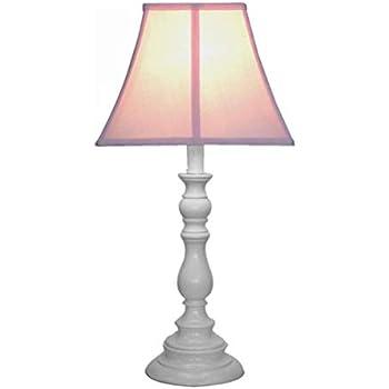 Amazon Com Creative Motion White Base Resin Table Lamp