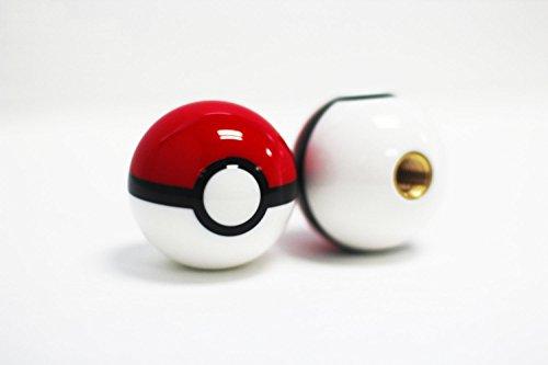 pokemon ball shift knob - 9