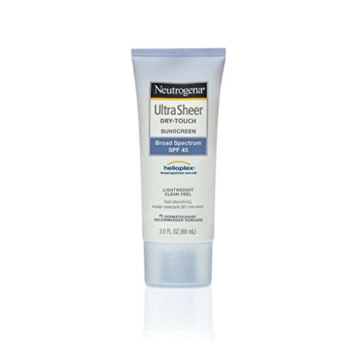 Price comparison product image Neutrogena Ultra Sheer Spf#45 Lotion Twin Pack 3oz (6 Pack)