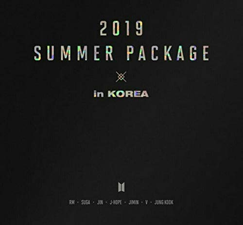 Bts Summer Package 2020.Bts Bangtan Boys 2019 Bts Summer Package Dvd 192p Photobook Paper Fan Charm String Folding Screen 7 On Pack Mini Posters On Pack Folding Poster 20p