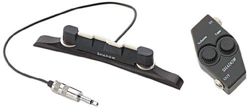Shadow Electronics SH-926 Mandolin Bridge with Piezo Pickups