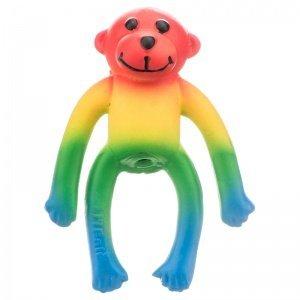 Li L Pals Latex Monkey Dog Toy ()