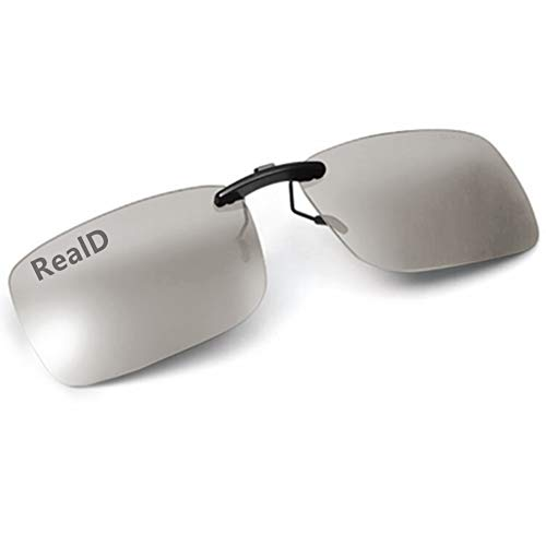 3D Viewing Surprise For Eyewear Users | Square 3D Glasses Cl