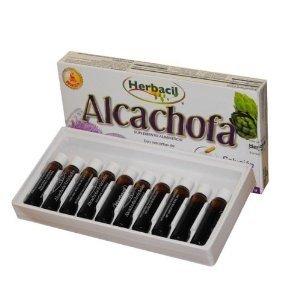 Herbacil Artichoke Ampoules - Ampolletas De Alcachofa by Herbacil