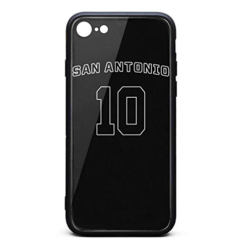 3D Phone Cases for iPhone 6/6s,6 Plus/6s Plus,7/8 Anti-Slip Shockproof Ultra Slim Stylish Perfectly Fit Tempered Glass Back Covers Durable PC TPU Scratch Resistant Shockproof Glossy