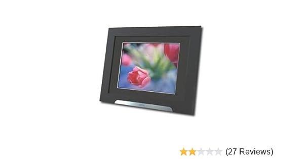 Amazon.com : CEIVAshare 8-Inch Digital Photo Frame (Black) : Digital ...