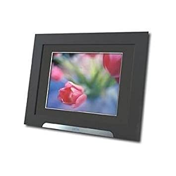 ceivashare 8 inch digital photo frame black