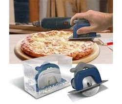 Invotis Pizzaschneider Pizza Boss 3000