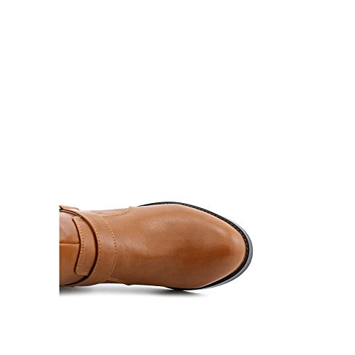 Alfani Jessa Mujeres Scotch Fashion - Botas Hasta La Rodilla Us5 Eu