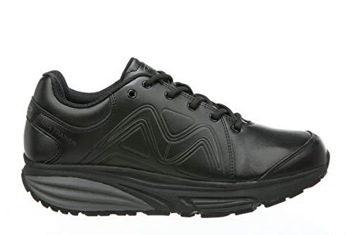 - MBT Women's Simba Trainer W Fitness Shoes, Black (257F 700861-257F), 6 UK